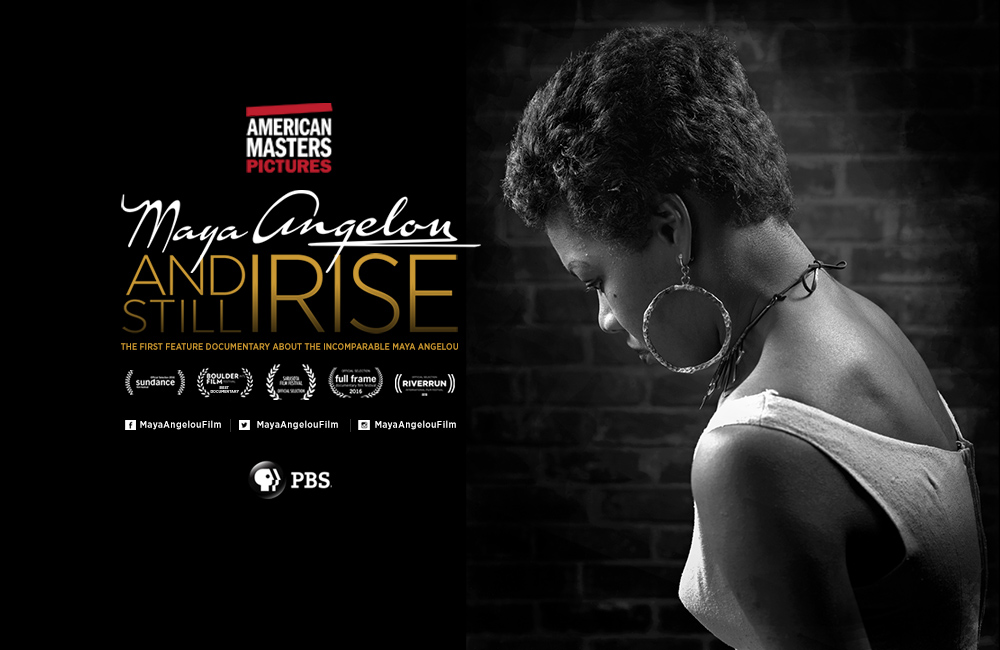 """DocNite Features """"Maya Angelou:  And Still I Rise"""""""