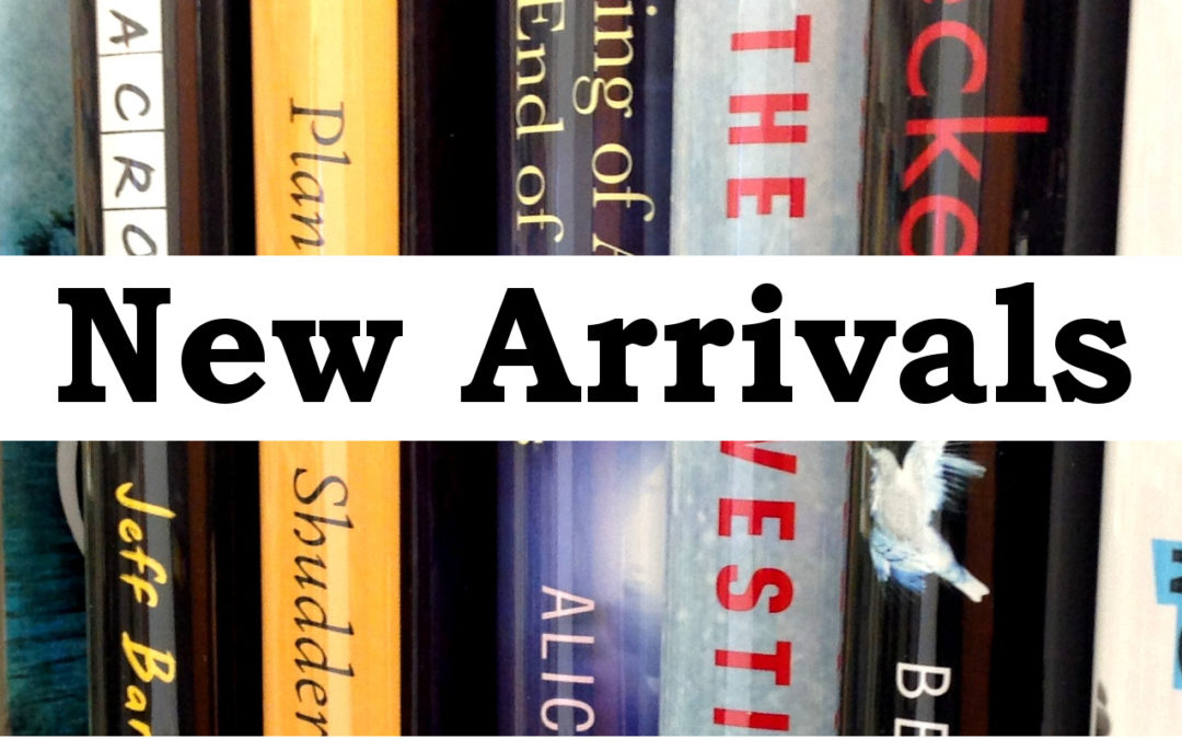 Check out our new titles