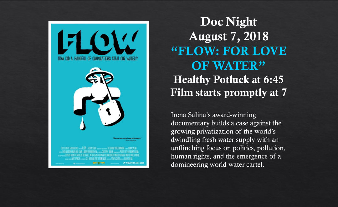Doc Night: Flow
