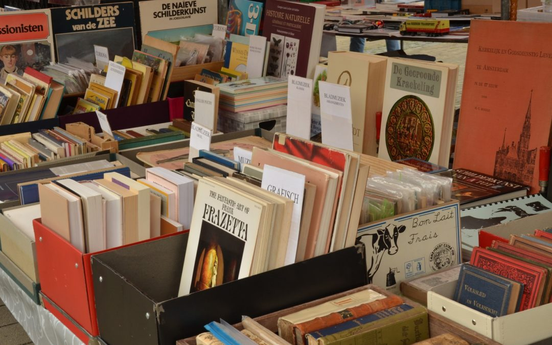 Gigantic Annual Book Sale