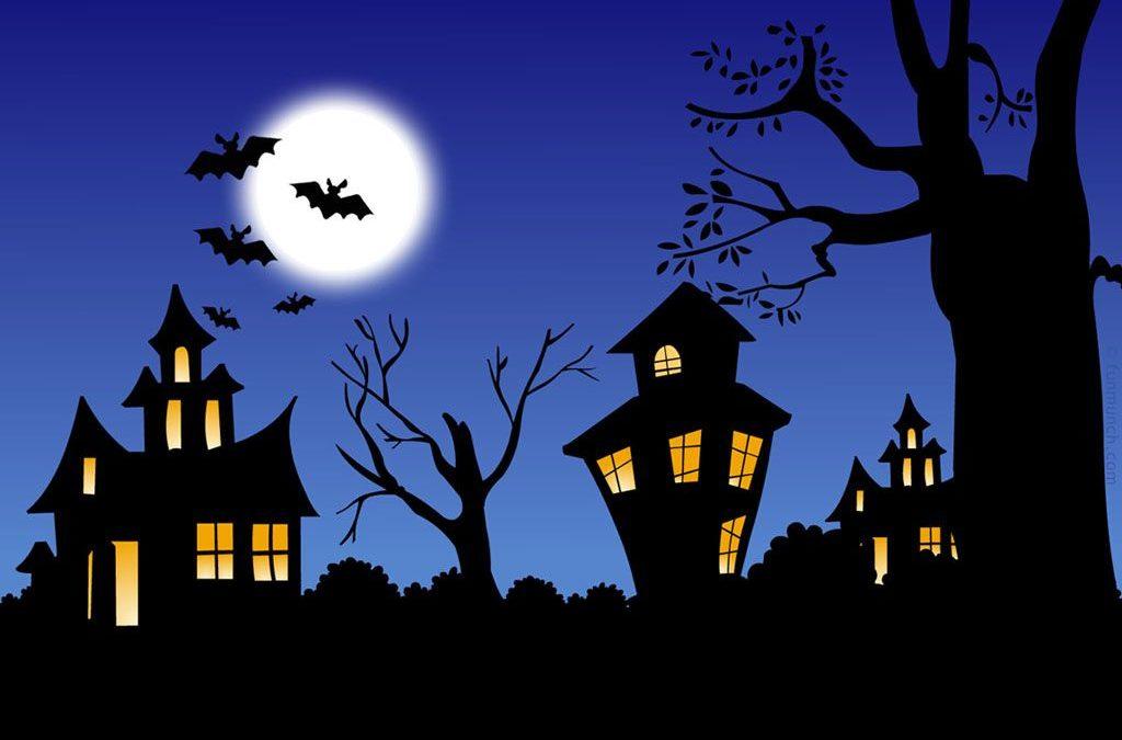 Mini-Haunted House Contest