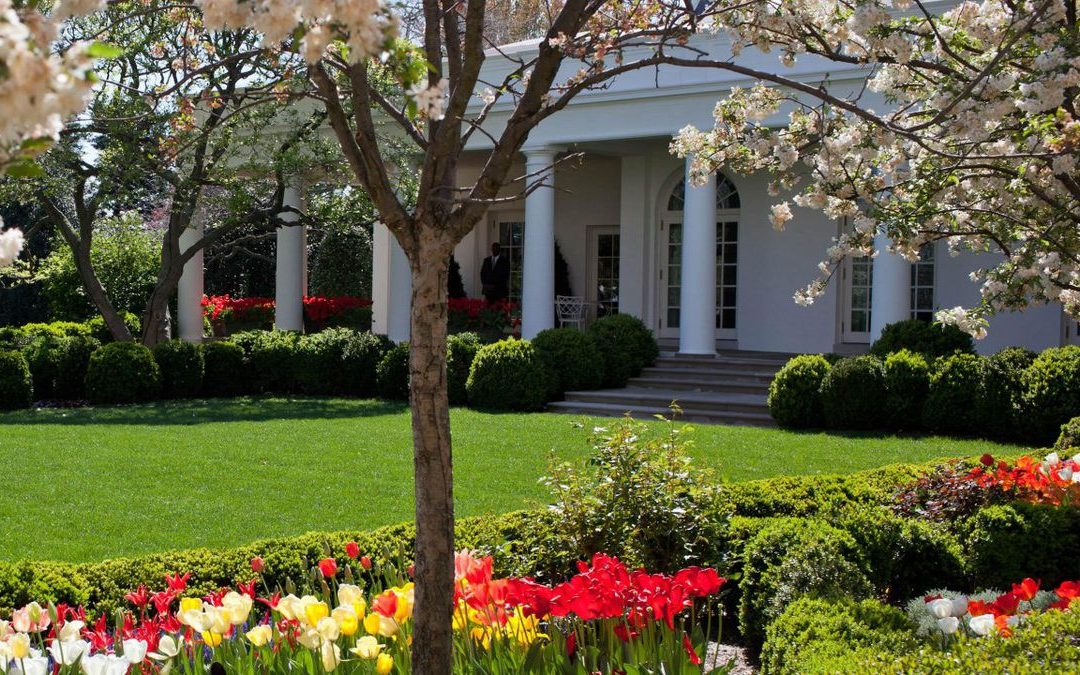 History & Horticulture: The Presidents' Gardens