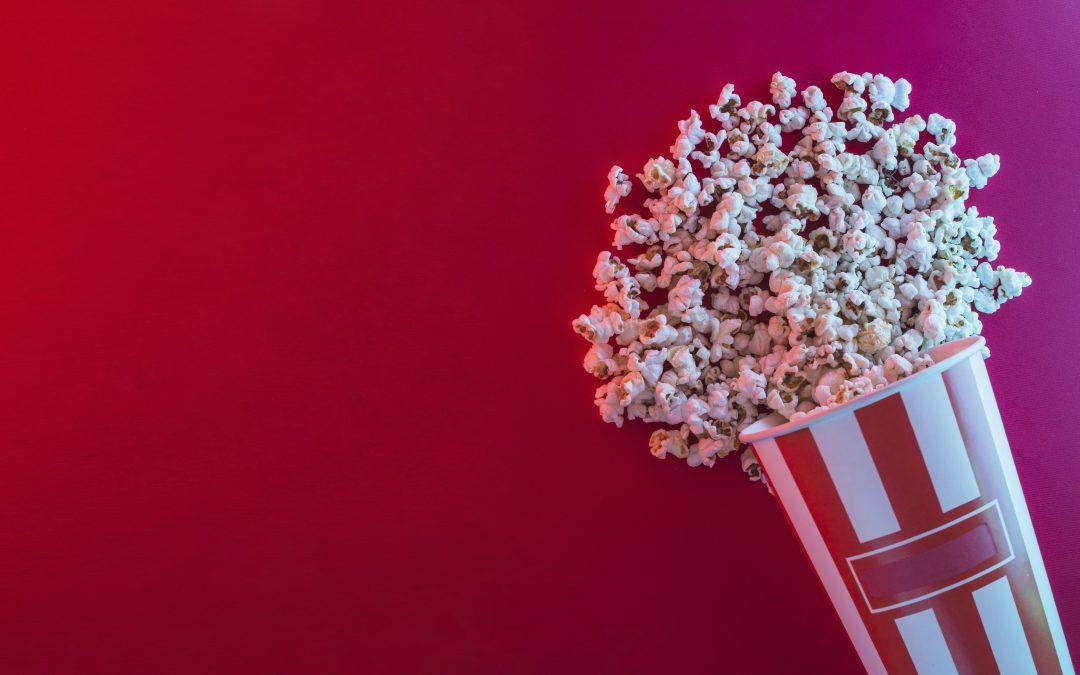 Saturday Movies & Popcorn