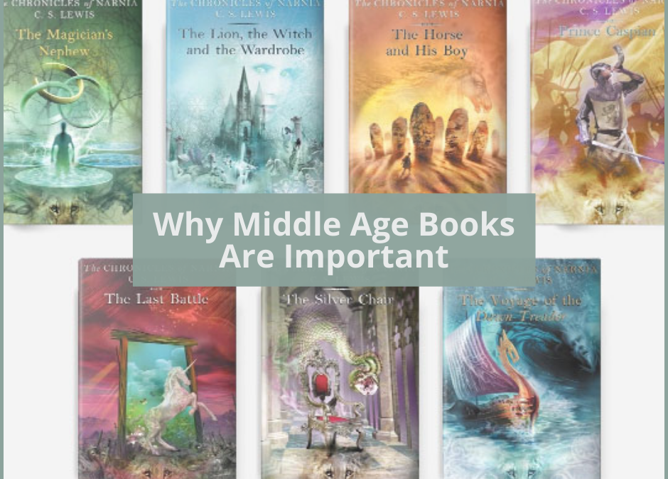 Why Middle-Grade Books are Important