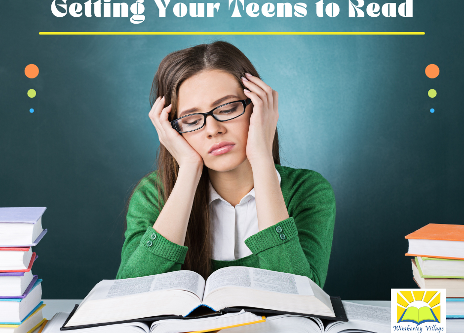 Getting Your Teens to Read