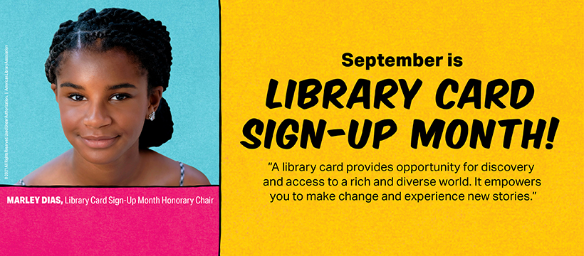 DON'T HAVE A LIBRARY CARD? GET ONE FOR A CHANCE TO WIN AN OLDIES BURGERS $30 GIFT CARD
